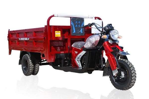 五轮自卸燃油摩托车